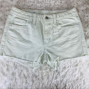 Gap Slim Cut-Offs 26r Pale Blue 1969
